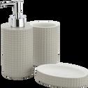Distributeur de savon gris borie-LOUBET