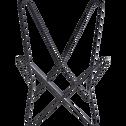 Structure en métal noir-BUTTERFLY