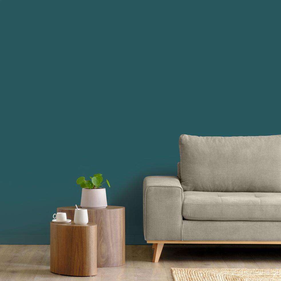 Peinture acrylique mate multi-supports 1L bleu niolon-PEINTURE