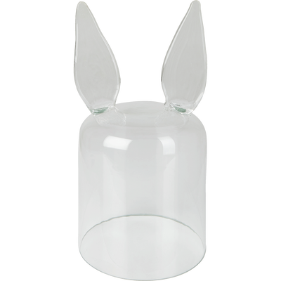 Cloche en verre h30cm-NINA