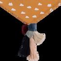 Fanion à suspendre nuage et pompons-NUAGE