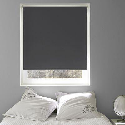 Store enrouleur occultant - gris 90x190cm-OCCULTANT