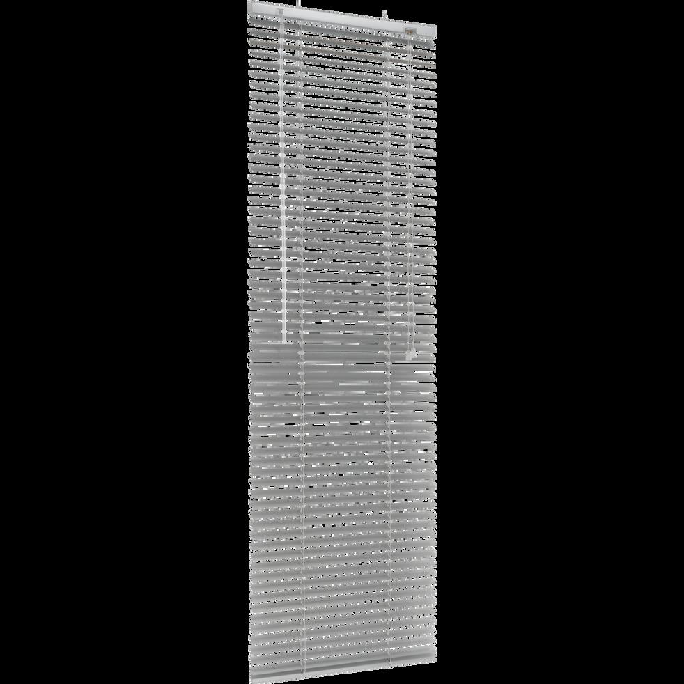 Store vénitien en aluminium gris 62x150cm-EASY VEN