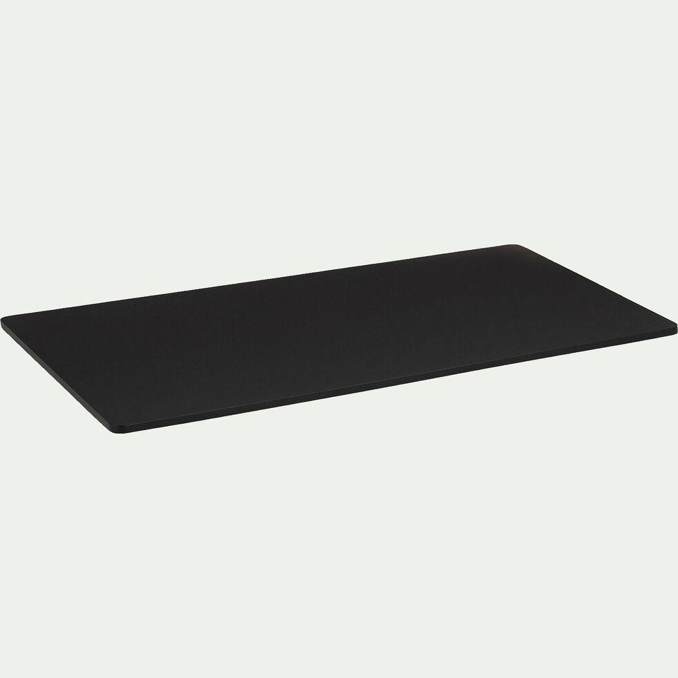Plateau de bureau composable - noir-PUNCIA