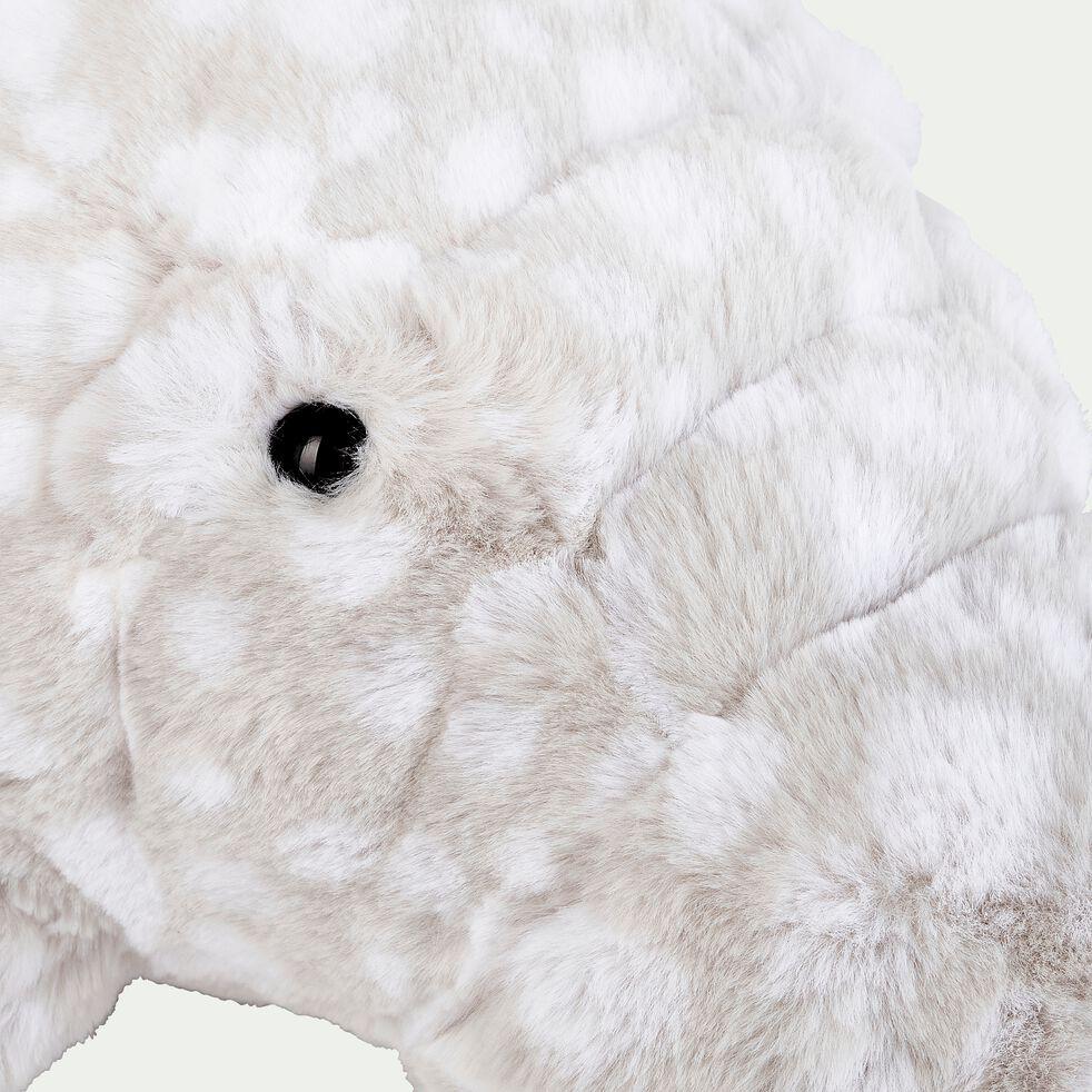 Peluche lamantin - gris H64cm-Billow