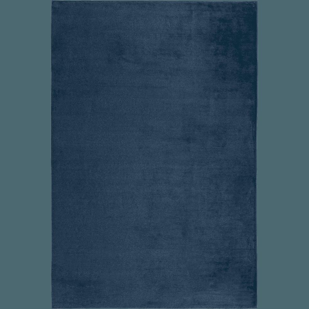 tapis imitation fourrure bleu figuerolles robin 150x200 cm catalogue storefront alin a. Black Bedroom Furniture Sets. Home Design Ideas