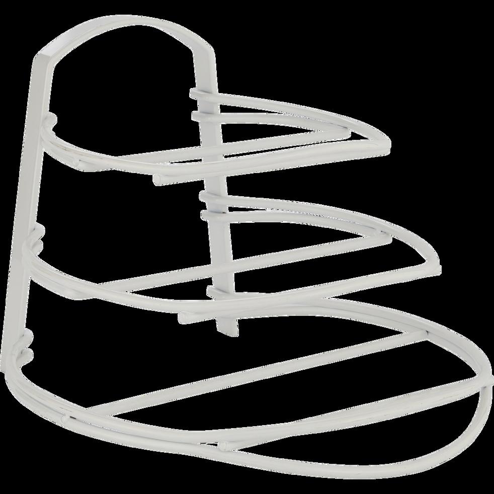 Support pour poêles en fil d'acier - H22.5cm-OWEN