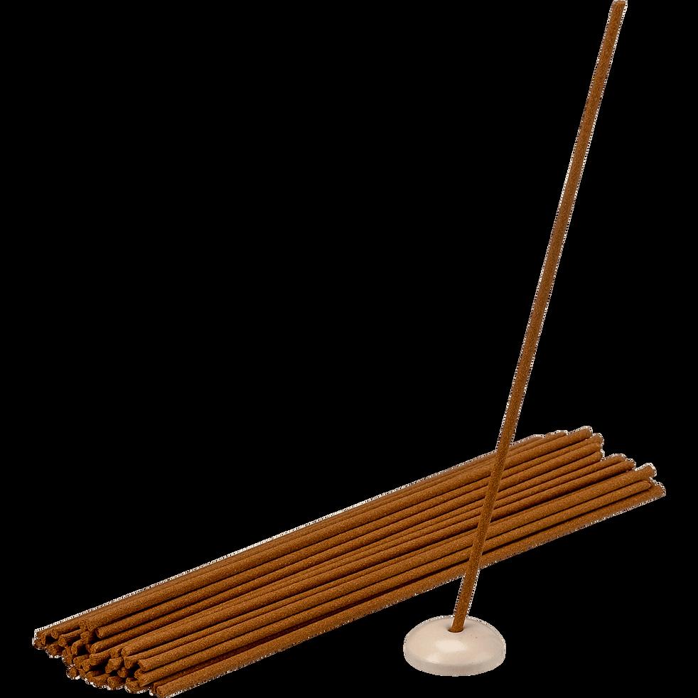 Encens japonais cèdre 40 bâtons-CEDRE