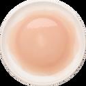 Assiette à dessert en faïence rose grège D20cm-SANARY
