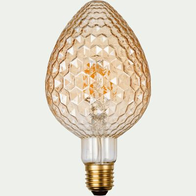 Ampoule décorative LED D6cm culot E27-PINEAPPLE