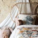 Tête de lit en rotin  l120cm - naturel-Cespi