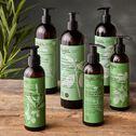 Shampoing 2 en 1 bio au savon d'Alep pour cheveux secs 500ml-LAMIA