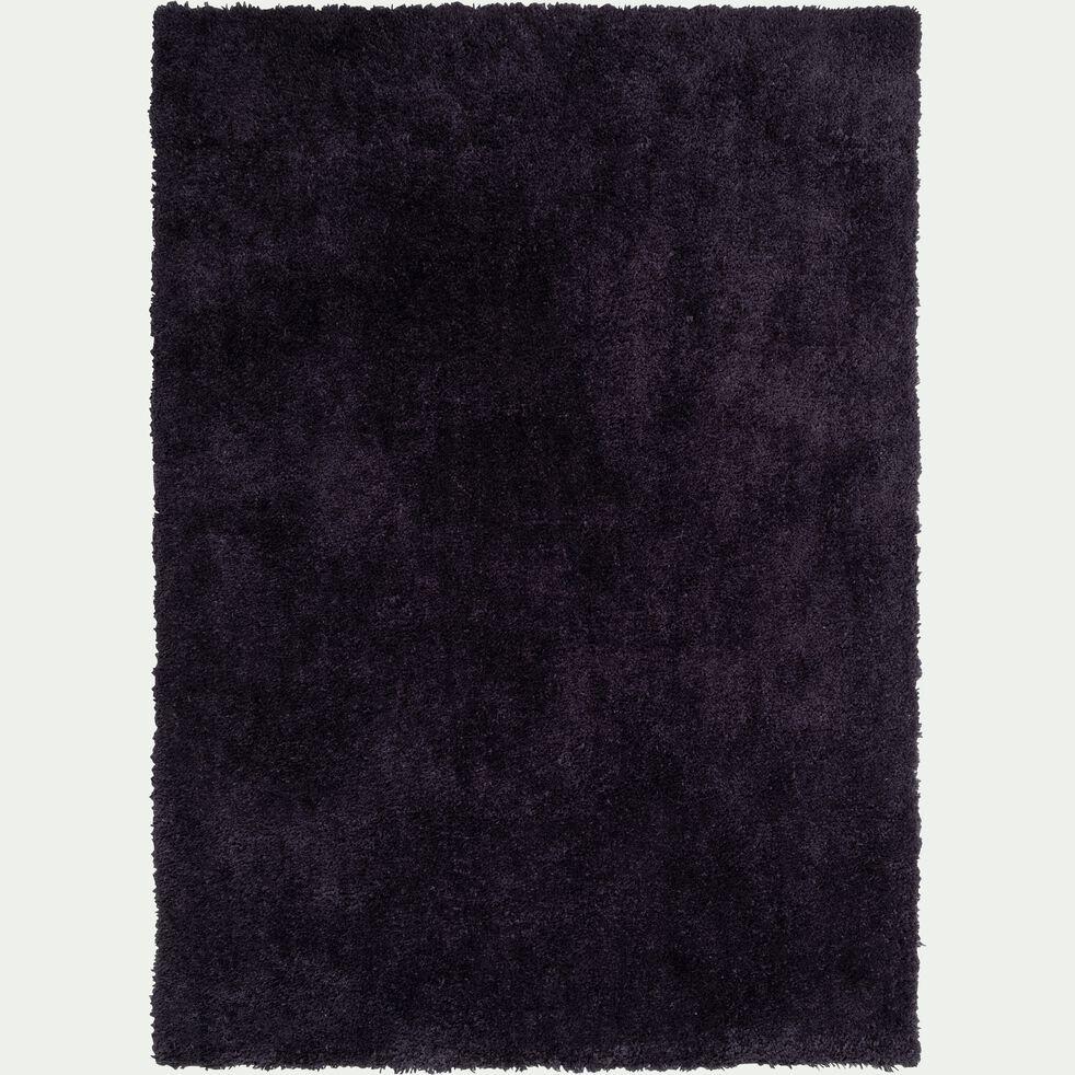 Tapis shaggy - gris calabrun 120x170cm-CELAN