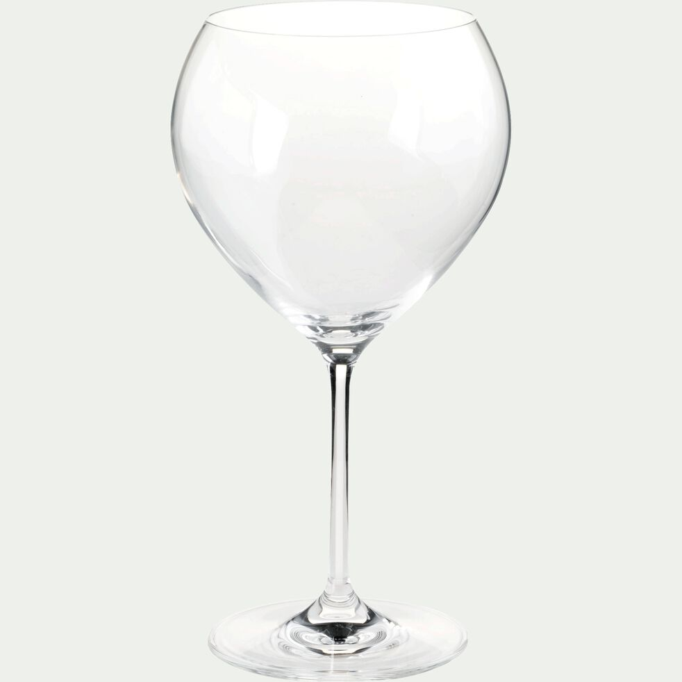 Verre à bourgogne en cristallin 57cl-Silhouette