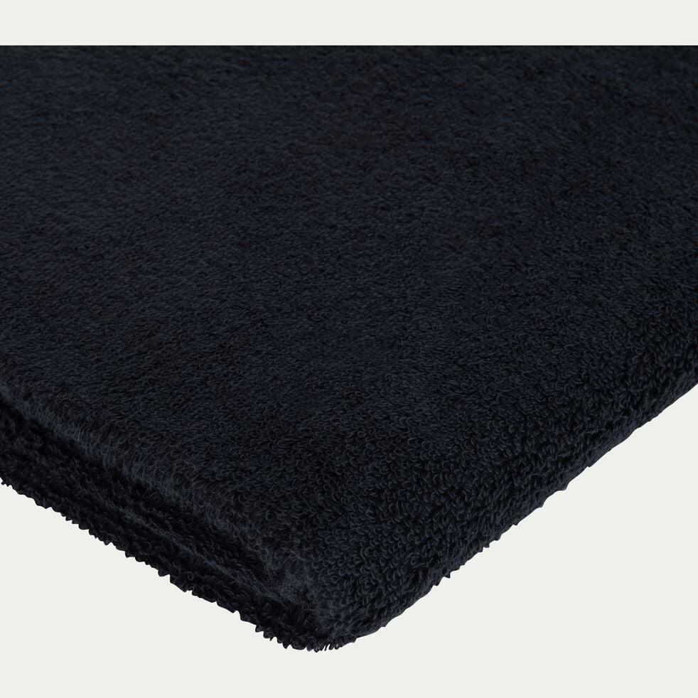 Linge de toilette en coton peigné- gris calabrun-AZUR