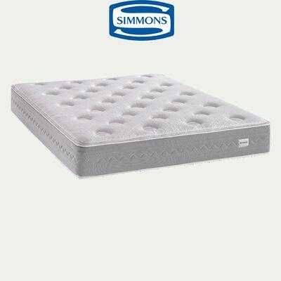 Matelas ressorts Simmons H29cm - 160x200 cm-ERIDAN