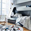 Tiroir de lit pour lit Tipi - gris restanque - Profondeur 92cm largeur 205cm-TIPI