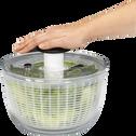Essoreuse à salade transparente D26 cm-Oxo