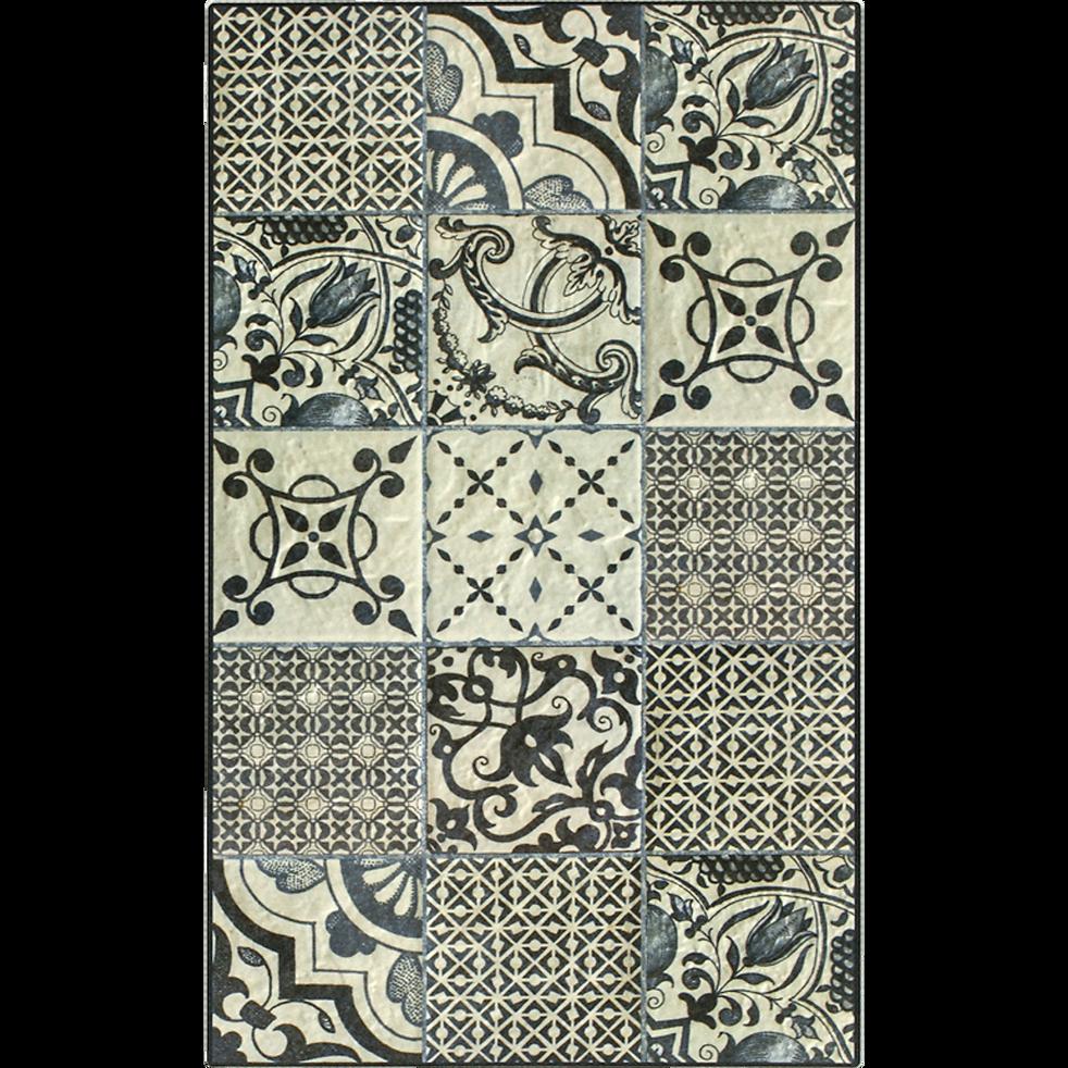 Tapis de cuisine carreaux de ciment 50x80cm en vinyle-VISTACIMENT