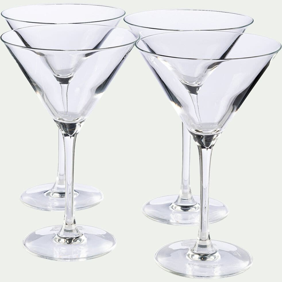 Coffret de 4 verres à cocktail 30cl-JAMIE