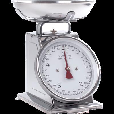 Balance mécanique inox 20gr à 5kg-MECA
