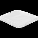 Protège-oreiller en coton traité Aegis - 65x65 cm-Hewa