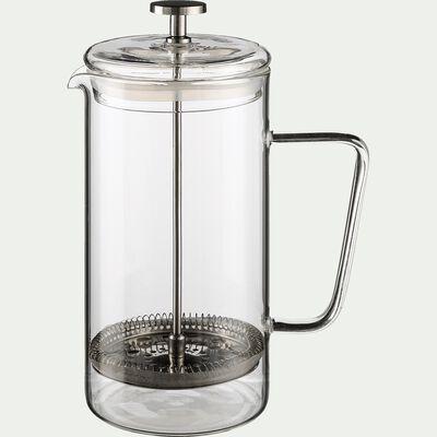 Cafetière à piston en verre 1L-SABIN
