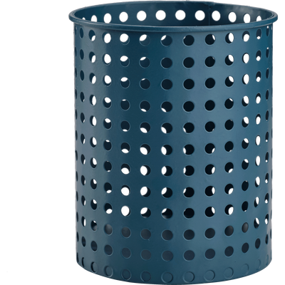 Pot à crayon bleu-BES