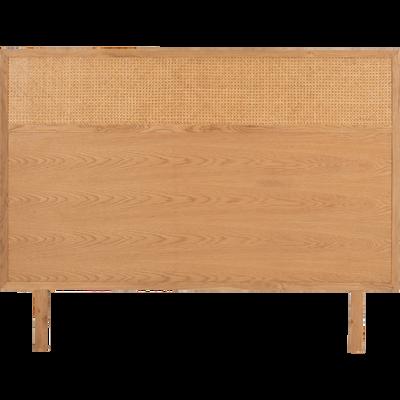 Tête de lit avec cannage - L160 cm-ARTHURA