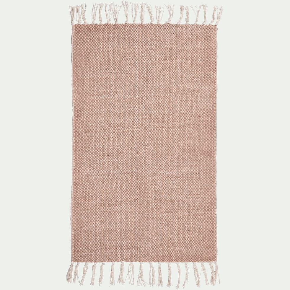 Descente de lit lirette - rose argile 50x80cm-ARTUS