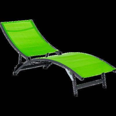 Bain De Soleil Vert En Textilne ZEUS