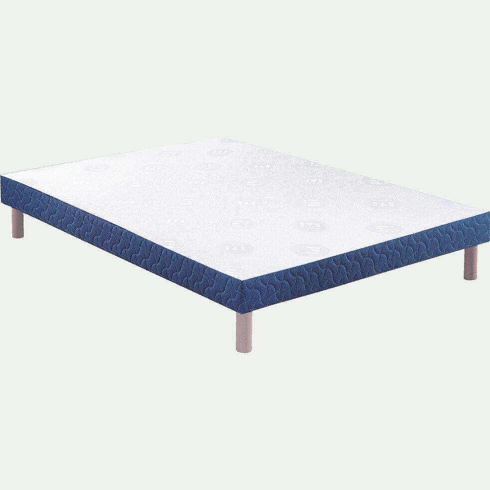 Sommier tapissier Merinos 14 cm - 140x190 cm-KUBA
