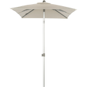Parasol de balcon rectangle gris 220x130 cm-ACT