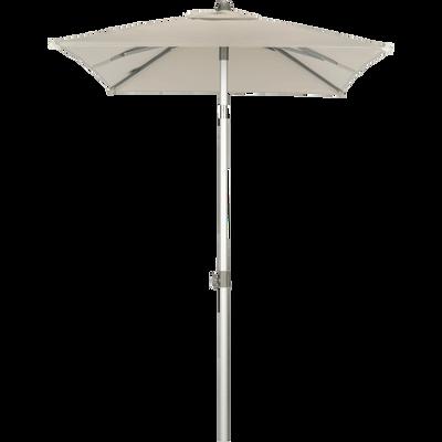 Parasol de balcon carré vert olivier 220x130 cm-ACT