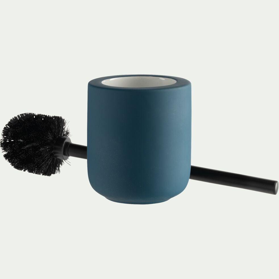Brosse wc - bleu figuerolles-CISTE