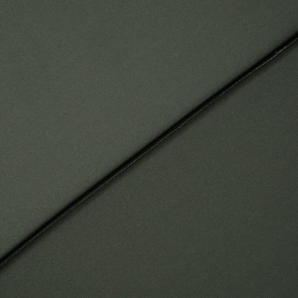 Matelas de bain de soleil uni vert cèdre-MAJORQUE