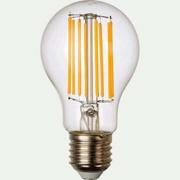 Ampoule LED D6.7cm blanc chaud culot E27-STANDARD