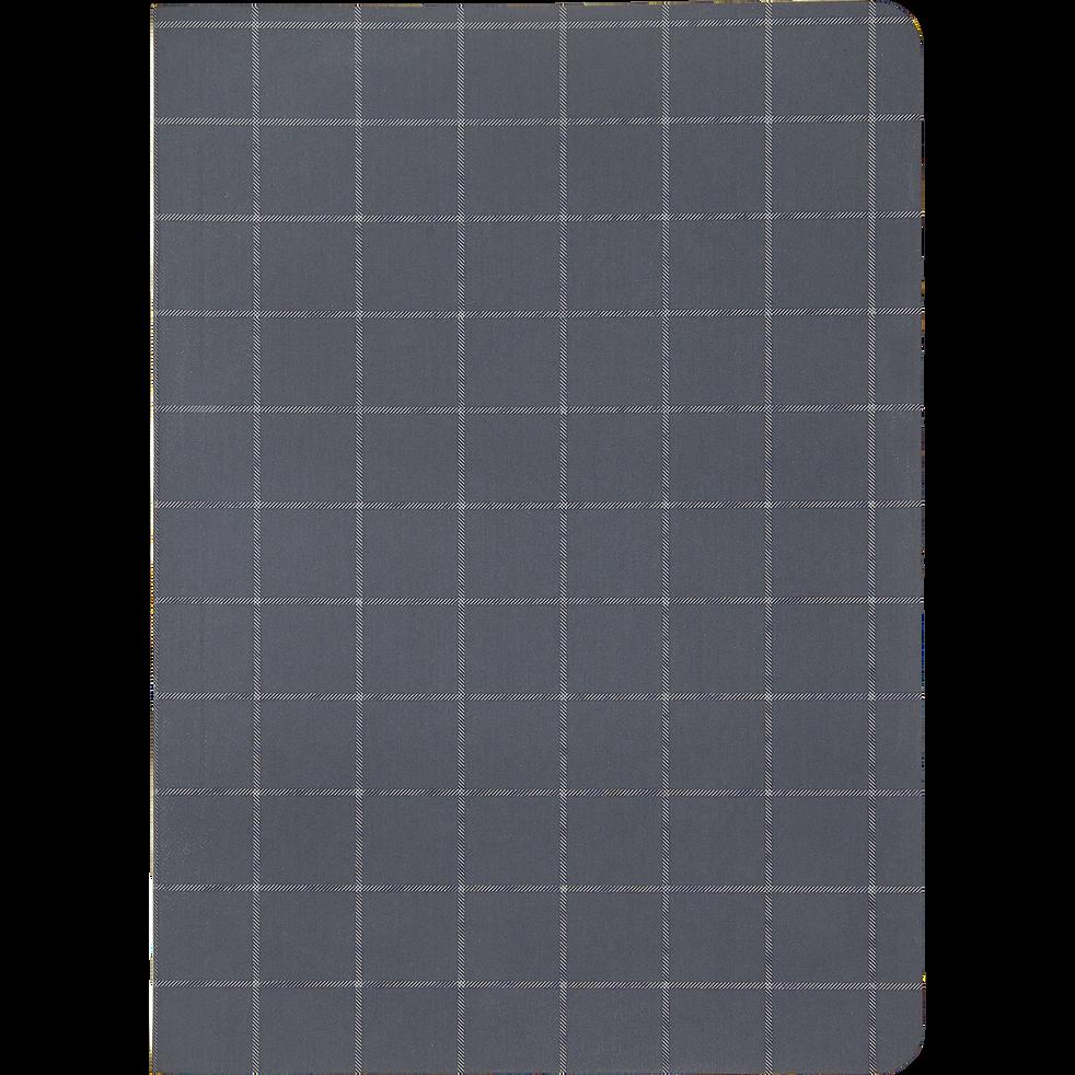 Carnet A6 à carreaux-CARREAUX