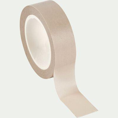 Ruban adhésif en papier gris-Lindos