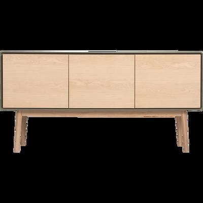 buffet de salon et cuisine meuble d co design alinea. Black Bedroom Furniture Sets. Home Design Ideas