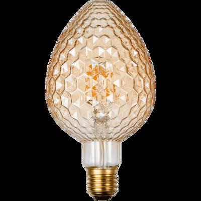 Ampoule décorative LED D6cm culot E27-PINEAPPLE