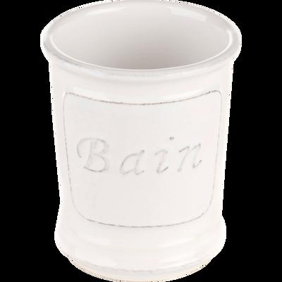 Gobelet en céramique-BAIN