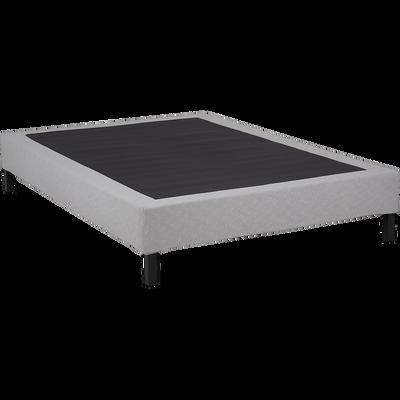 Sommier tapissier Alinéa 20 cm - 140x190 cm-DORME