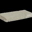 Serviette en coton  50x100cm vert olivier-AZUR