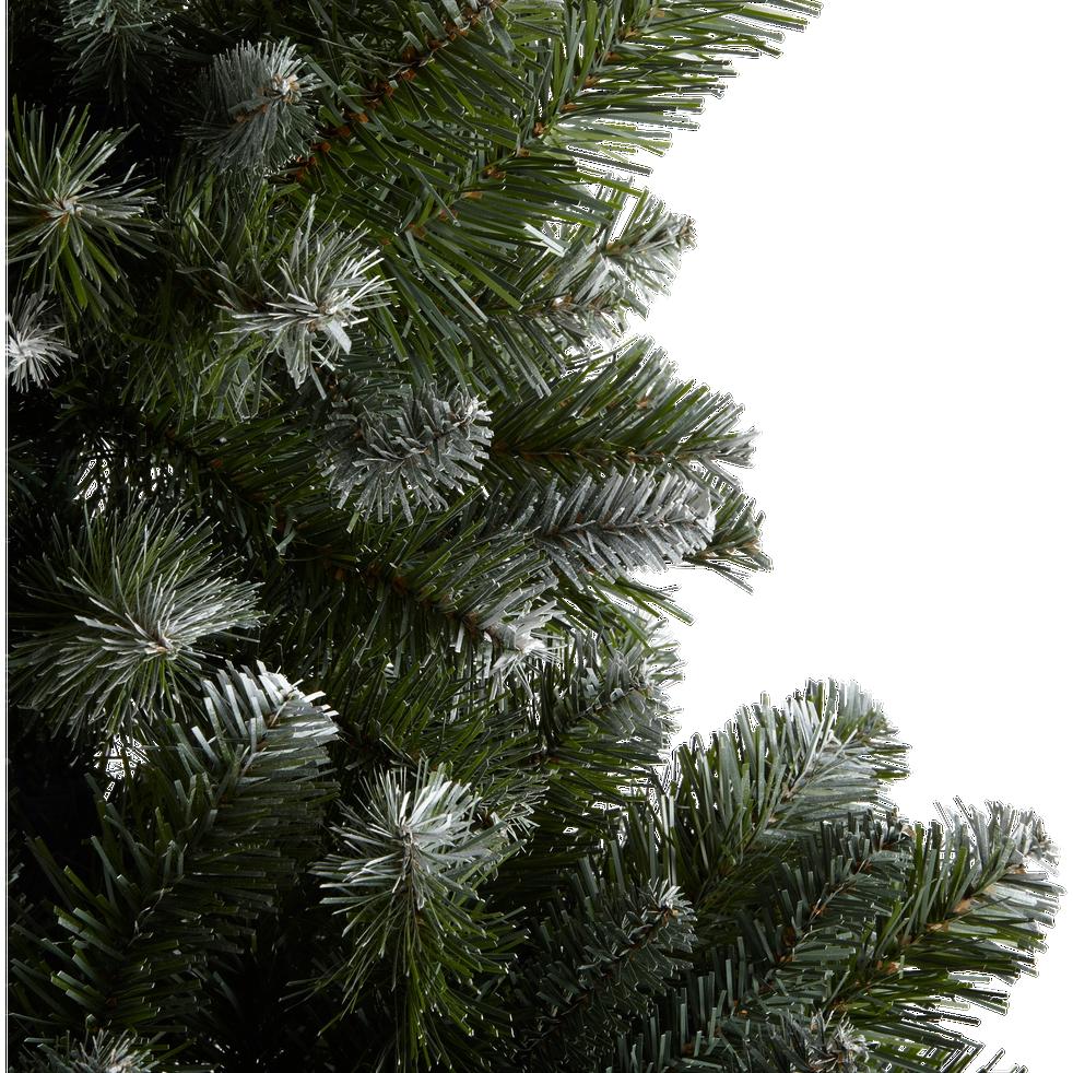 Sapin artificiel blanchi H200cm-COLORADO