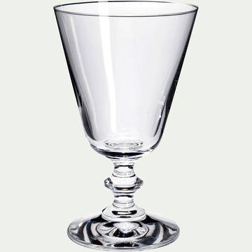 Verre à eau en cristallin 24Cl-France