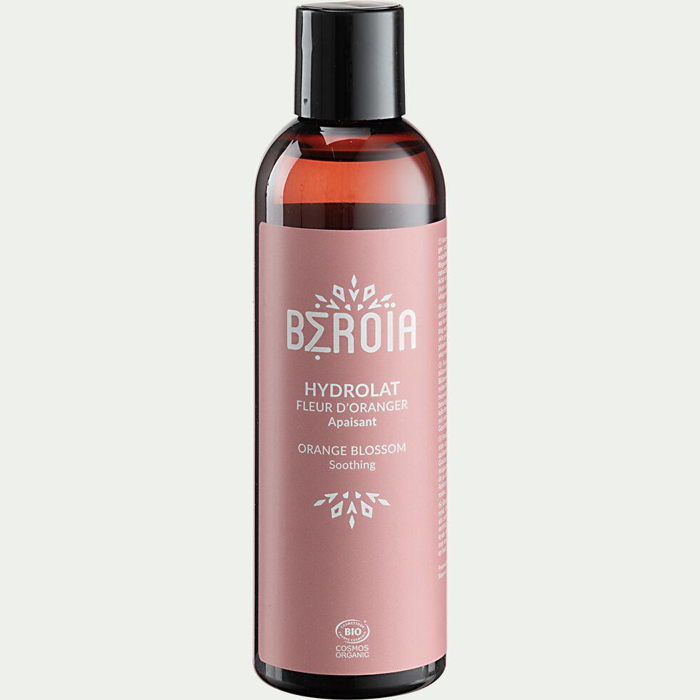 Hydrolat fleur d'oranger relaxante - 200ml rose-Mina