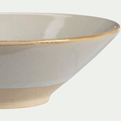 Coupelle en grès gris D13cm-ESQUIROU