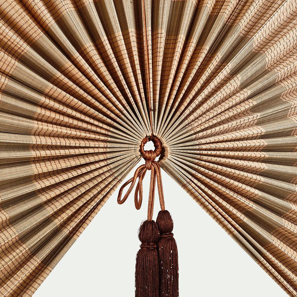 Déco murale éventail en bambou - naturel L155cm-VAYOU