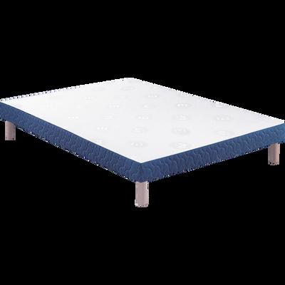 Sommier tapissier Merinos 14 cm - 160x200 cm-KUBA